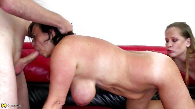 Sexy hermosa nena casting A la sexo entre yerno y suegra mierda y el orgasmo