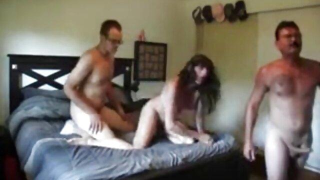 La lujuriosa Stella Cox folla en un anal estrecho con su videos de suegras culonas amante